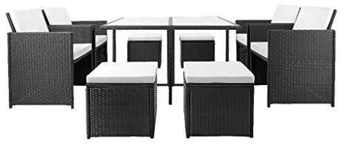 Deuba 101563-Restaurant und Polsterstuhl–Stuhl Restaurant und Eßzimmer