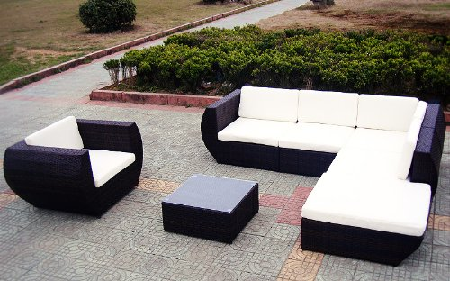 baidani rattan lounge liegen set eternity m bel24 gartenm bel. Black Bedroom Furniture Sets. Home Design Ideas