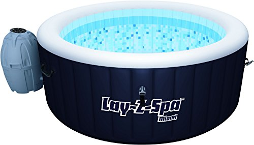 Bestway Lay-Z-Spa Miami Whirlpool, 180 x 66 cm