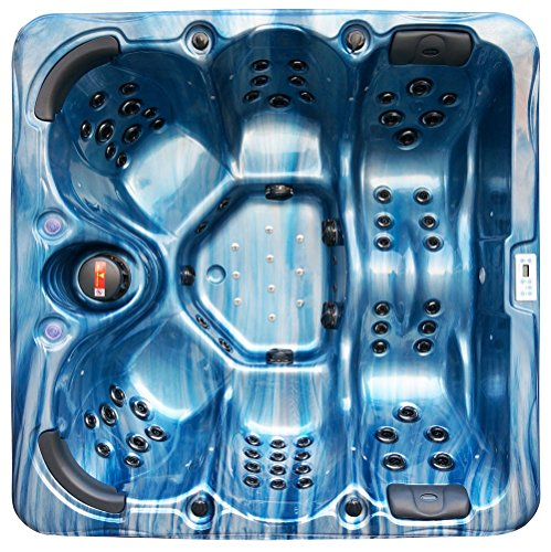 Blue Whale Spa New Malibu Deluxe Outdoor Whirlpool - 5 Personen Außenwhirlpool