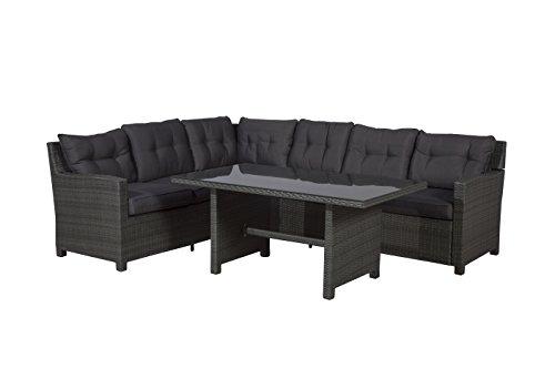 gartenmobel set lounge. Black Bedroom Furniture Sets. Home Design Ideas