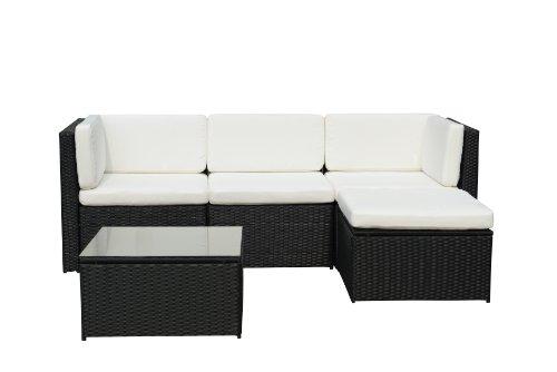 gartenfreude loungegruppe aluminiumgestell wetterbest ndig m bel24 gartenm bel. Black Bedroom Furniture Sets. Home Design Ideas