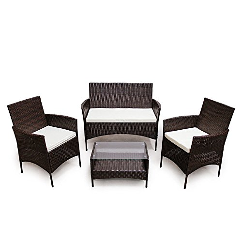 poly rattan lounge gartenset sofa garnitur polyrattan gartenm bel m bel24 gartenm bel. Black Bedroom Furniture Sets. Home Design Ideas