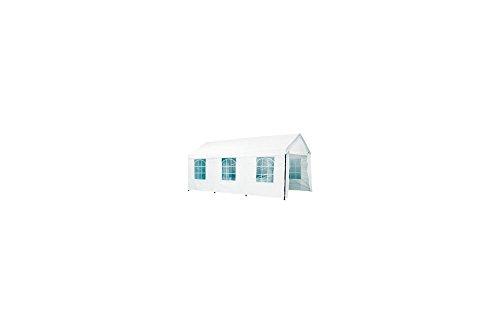 Pavillion 6 x 3 m, weiß-Tenerif