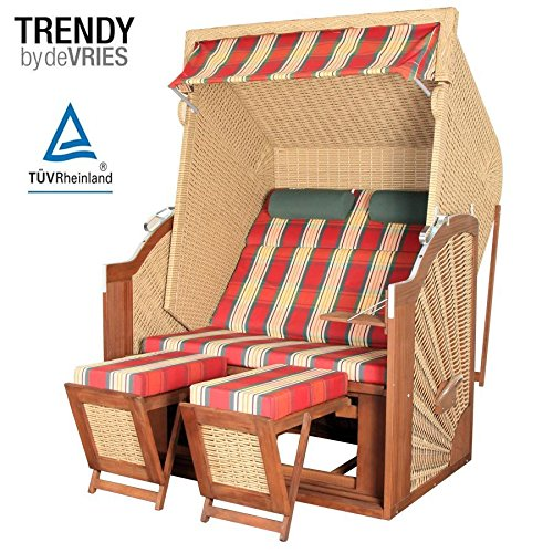 strandkorb devries trendy pure classic xl sun dessin. Black Bedroom Furniture Sets. Home Design Ideas