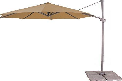Schneider Schirm Athen , circa 330 cm Durchmesser, 8-teilig