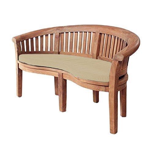 stein wasserfest garten bank polster fr 2 sitzer banane bnke 0 m bel24 gartenm bel. Black Bedroom Furniture Sets. Home Design Ideas
