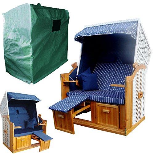 wohnwerk strandkorb ostsee de luxe fix fertig aufgebaut lieferung per spedition bis. Black Bedroom Furniture Sets. Home Design Ideas