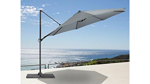 baumarkt direkt ampelschirm marbella 350 cm 350 cm 0 m bel24 gartenm bel. Black Bedroom Furniture Sets. Home Design Ideas