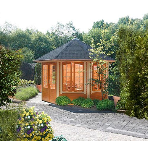 Wolff Finnhaus Pavillon Ibiza 42-A natur