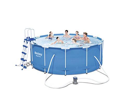 Bestway Frame Pool Steel Pro Set, 366 x 122 cm