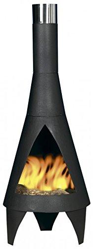 Garten-Kamin / Feuerstelle / Stand-Kamin COLORADO - (56086B)