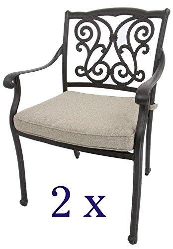 gartensthle aluguss 0 gartenm bel online. Black Bedroom Furniture Sets. Home Design Ideas