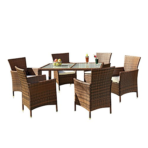 13 tlg poly rattan gartenm bel gartengarnitur gartenset. Black Bedroom Furniture Sets. Home Design Ideas