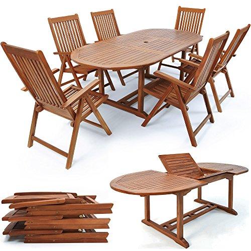 deuba sitzgruppe holz vanamo variante mit zubeh r sitzkissen abdeckung m bel24 gartenm bel. Black Bedroom Furniture Sets. Home Design Ideas