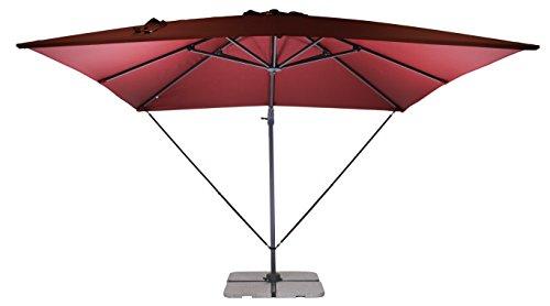 Schneider-Schirme Sonnenschirmzubehör Windsicherung für Ampelschirme, Anthrazit, 273 x 2 x 0,2 cm