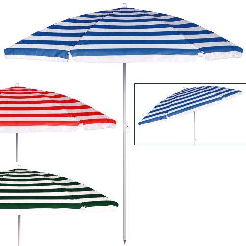 strand sonnenschirm 180 cm mit neigefunktion verschiedene farben m bel24 gartenm bel. Black Bedroom Furniture Sets. Home Design Ideas