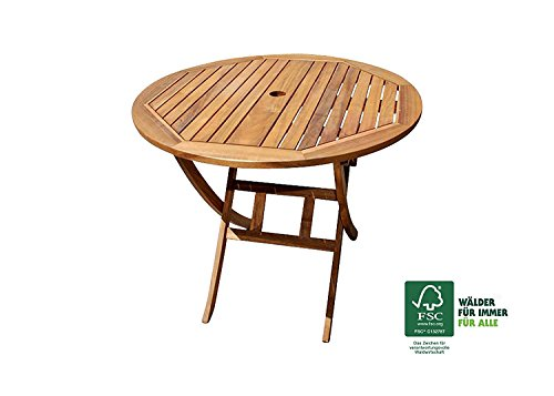 wuchtiger teak bigfoot gartentisch 140x80 holztisch teaktisch garten tisch holz von as s. Black Bedroom Furniture Sets. Home Design Ideas