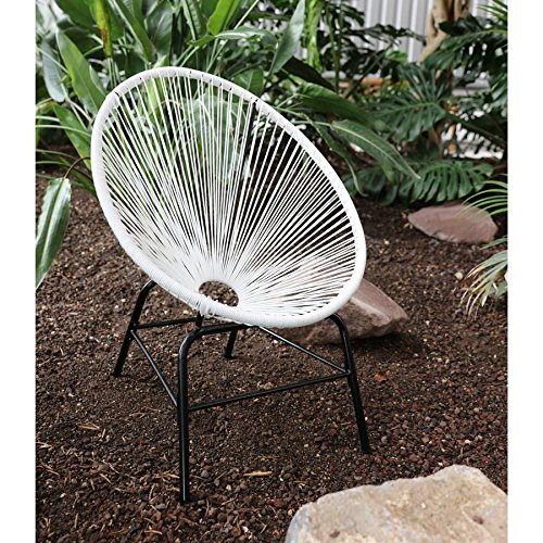 Retrosessel Cocktailsessel Clubsessel Loungesessel Relaxsessel Esszimmerstuhl, Farbe:weiss
