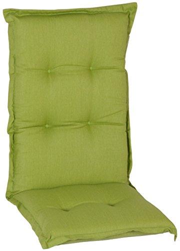 beo AU31 Nice HL Luxus-Saumauflage für hochwertiger Bezug mit hoher Lichtechtheit, angenehmer Sitzkomfort Hochlehner, circa 46x114 cm, circa 7 cm dick
