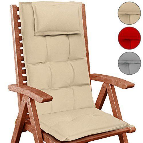 Jago Gartenmöbelsitzauflage Sitzauflage Gartenmöbel Gartenmöbelsitzkissen in verschiedenen Farben und Sets