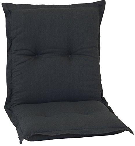 beo AU91 New York NL Luxus-Saumauflage für hochwertiger Bezug mit hoher Lichtechtheit, angenehmer Sitzkomfort Niederlehner, circa 100 x 52 cm, circa 7 cm dick
