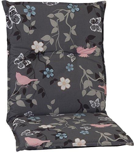 beo M503 Bregenz NL Saumauflage für hochwertig und pflegeleicht, angenehmer Sitzkomfort Niederlehner circa 48 x 98 cm, circa 5 cm dick