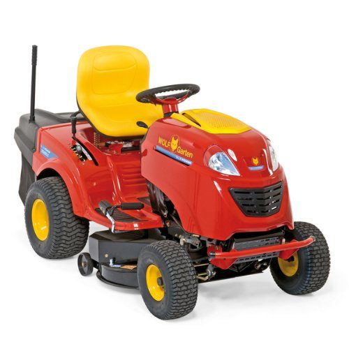 Wolf-Garten BluePower 105.200 H Riding Lawn Mower 11600 W – Lawn Mowers (Riding Lawn Mower, 105 cm, 3 cm, 9.5 cm, 240 l, 4 Wheel (S))