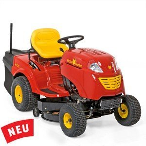 Wolf-Garten Select 92.130 T Riding Lawn Mower 6300 W – Lawn Mowers (Riding Lawn Mower, 92 cm, 3 cm, 9.5 cm, 240 l, 3.8 L)