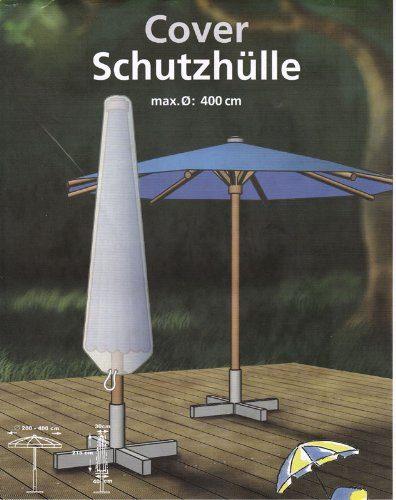 beo 980289 Schutzhüllen für Schirm 200-400 cm