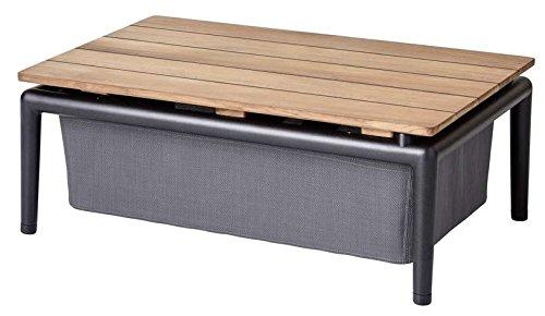 Cane-line® Conic Box Tisch grau