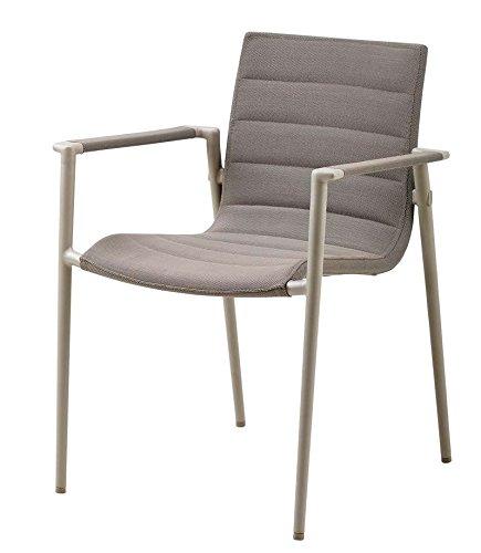 Cane-line® Core Stuhl Armlehne braun